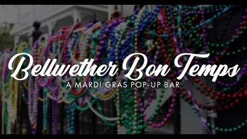 Get in the spirit of Mardi Gras with Bellwether Bon Temps