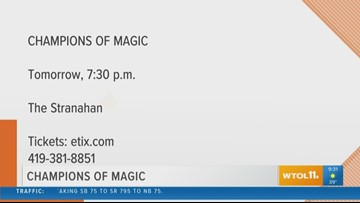 Champions of Magic comes to Stranahan Theater
