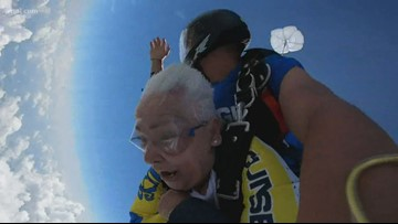 Family Focus: Two grandmothers cross off bucket list items