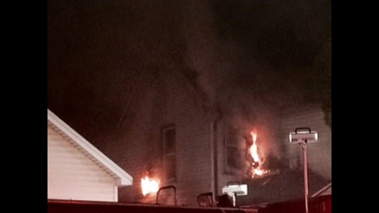 Morning house fire on Nebraska could be connected to murder