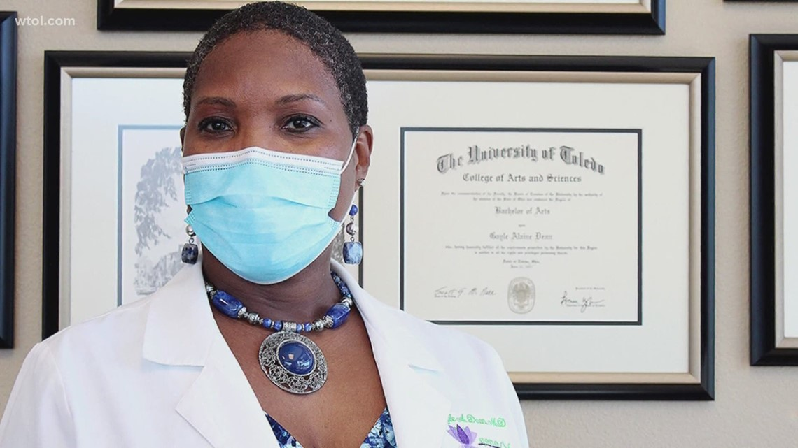 Toledo native, doctor becomes first woman of color chief of staff for Arizona medical system
