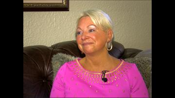 Susan G. Komen grant saves current Komen board president's life