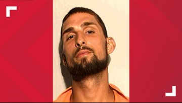 South Toledo man accused of dislocating officer's shoulder