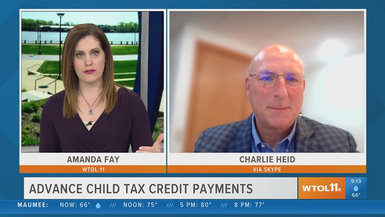 CPA Charlie Heid: You may qualify for the Advance Child Tax Credit payments and not even realize it