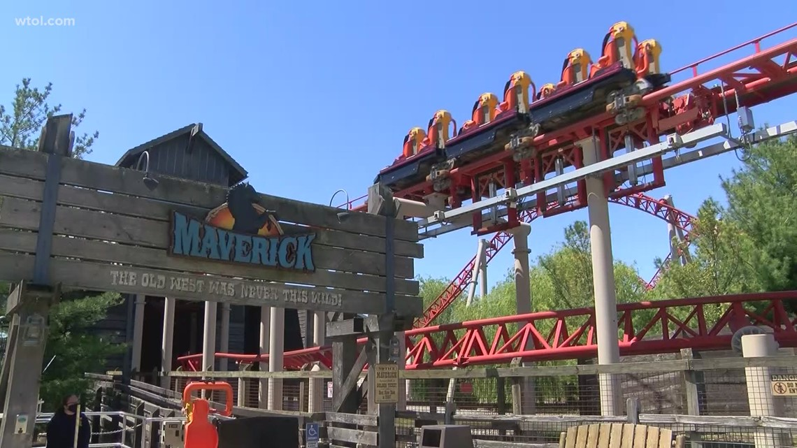 Cedar Point ready to open for 2021 season and 150th anniversary celebration