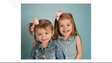 2 sisters diagnosed with rare disease, in need of bone marrow transplant