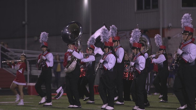 Band of the Week: Bellevue High School Band