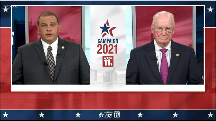 WATCH AGAIN: WTOL 11 hosts live Toledo mayoral candidate debate