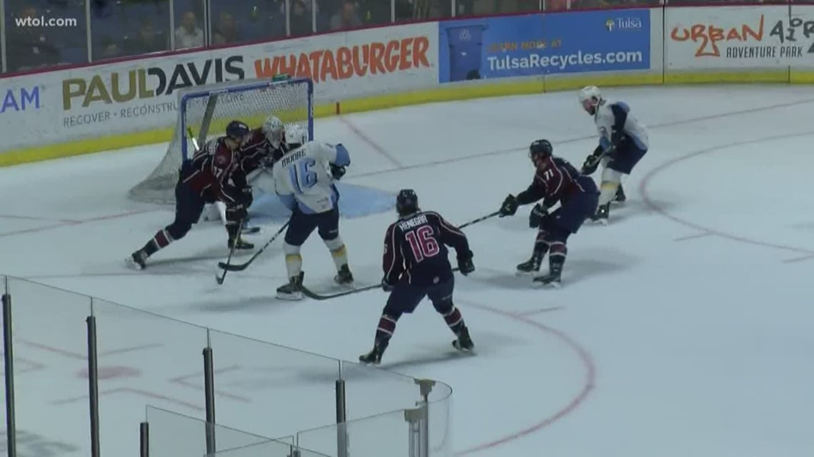 Walleye win Western Conference, advance to Kelly Cup finals