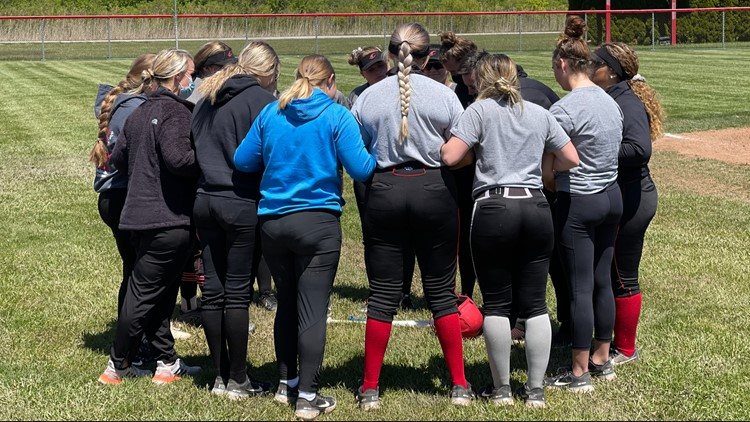 Owens Community College softball riding local talent to D-III nationals
