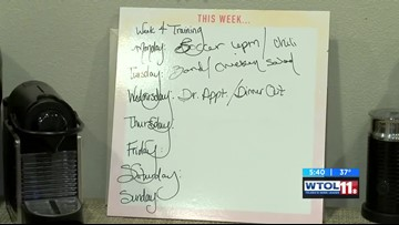 Family Focus Quick Tips: Stay on track and get organized