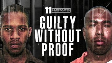 More questions surface in 'Guilty Without Proof' case