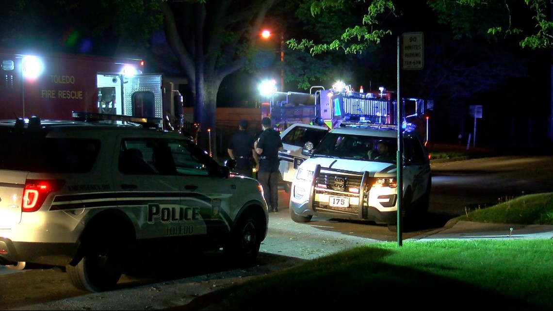 One man in hospital after being beaten in central Toledo home invasion