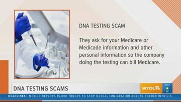 BBB: DNA testing scams