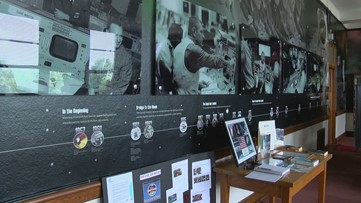 Central Catholic's 'Moon Room' features out of this world memorabilia