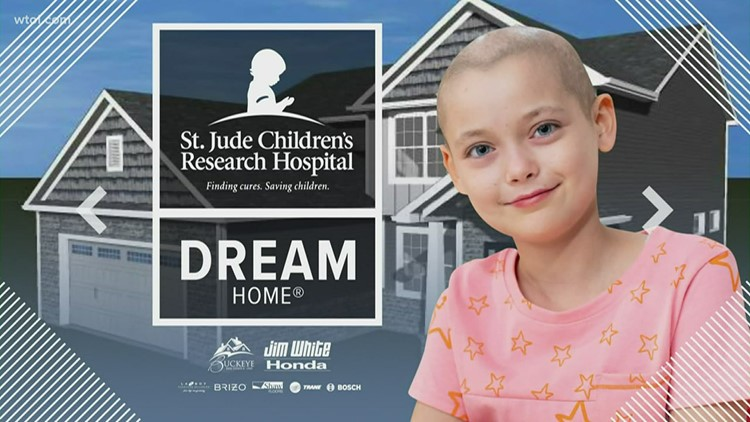 St. Jude Dream Home preview with Buckeye Real Estate