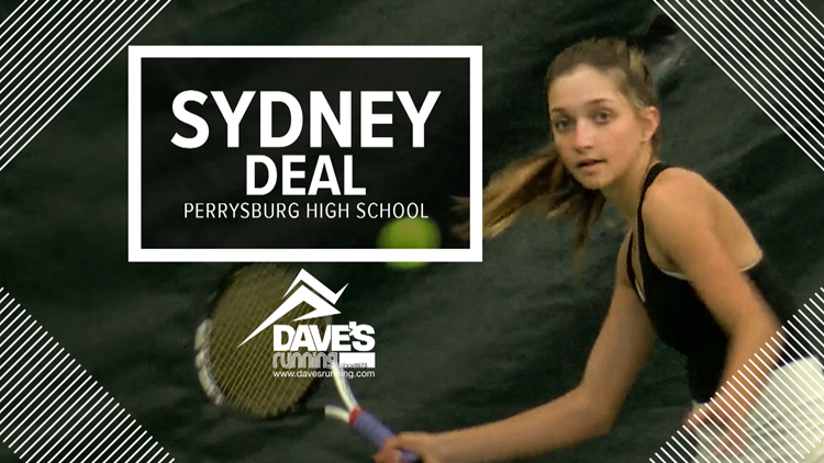 Athlete of the Week: Perrysburg's Sydney Deal