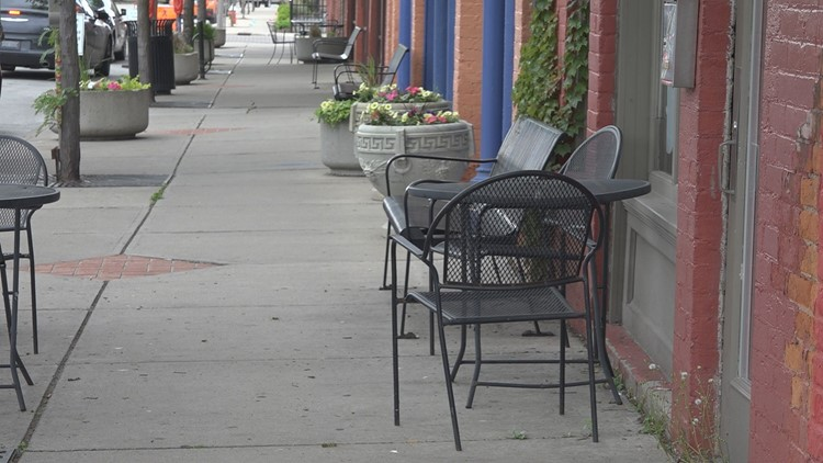 City of Toledo approves street closures for restaurants to expand seating into streets