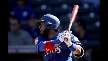 'Baby Shark' is Elvis Andrus' walk-up song and people are dealing