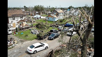 Insured losses from May tornadoes among Ohio's highest