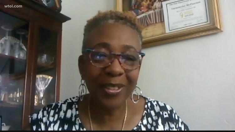 Leading Edge:  Toledo City Council candidate Cerssandra McPherson