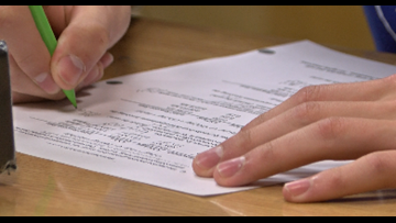 Family Focus: Student Who gets perfect ACT score offers test-taking tips