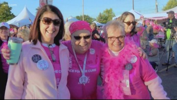 2019 Findlay Race for the Cure: In Memory of Mae Gravitt