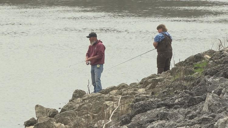 Fishing returns to the Sandusky River in Fremont