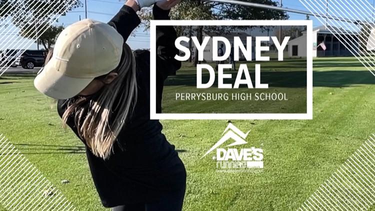 Athlete of the Week: Sydney Deal of Perrysburg High School