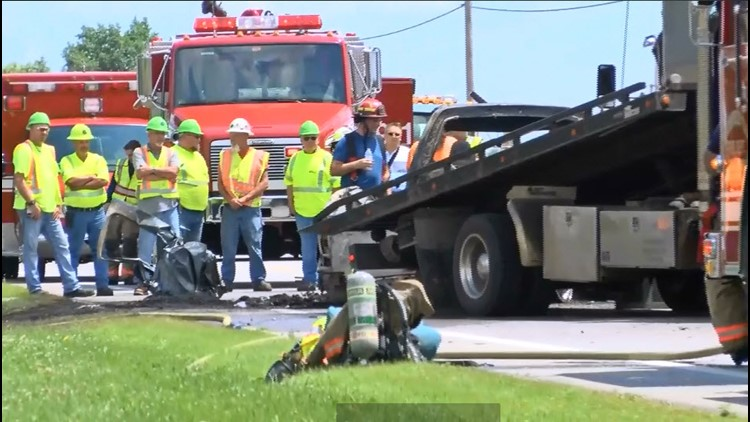 Fatal accident closes Central Avenue between Richfield