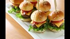 Kick off cook-out season with these beef, cheddar and bacon sliders
