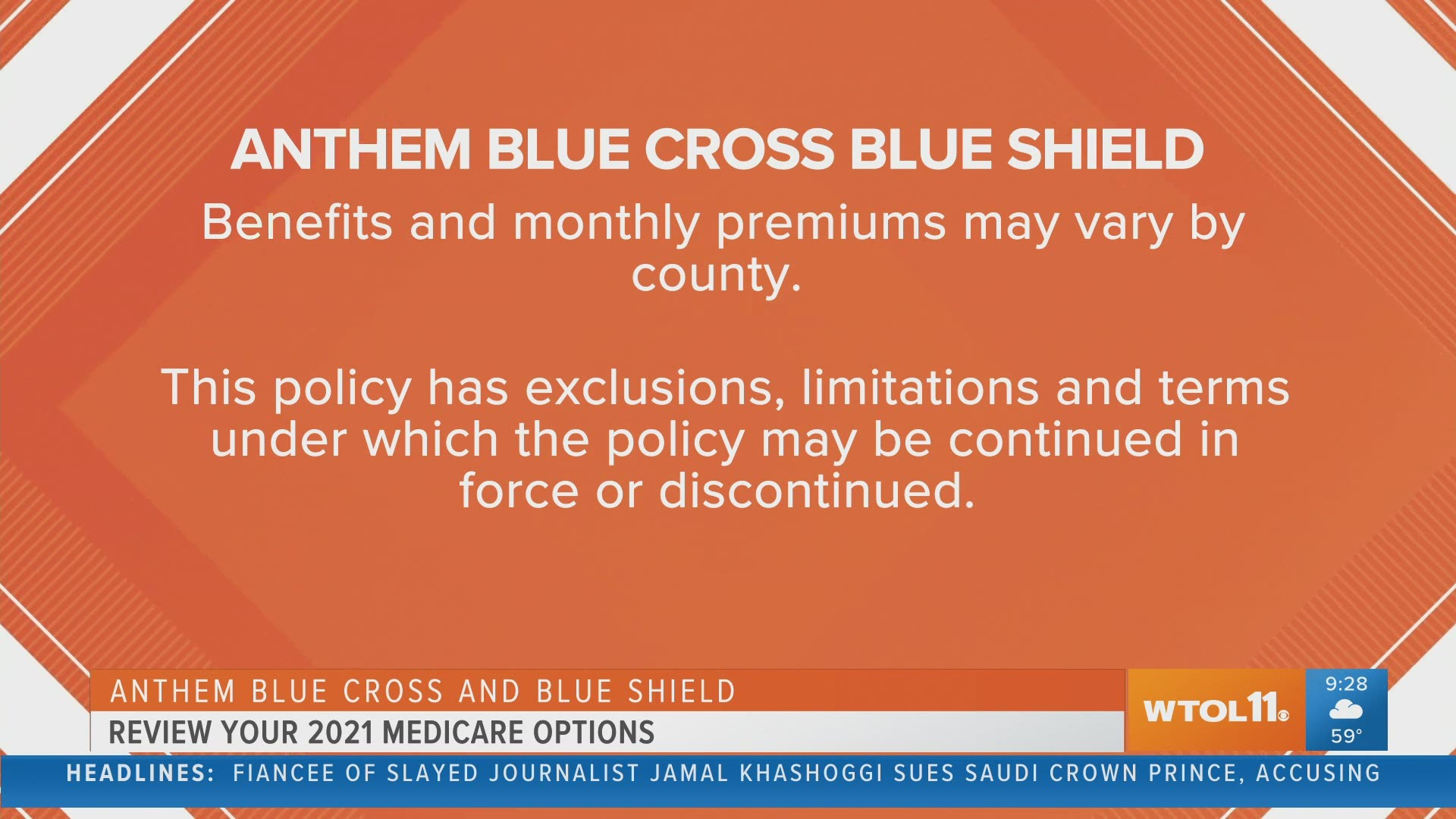 Anthem BCBS outlines the differences in Medicare coverage ...