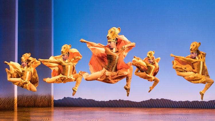 The Lion King - Lionesses dance