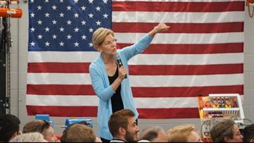 Warren focuses on trade, economy in strategic Toledo campaign stop