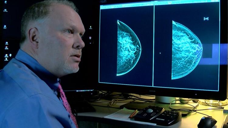 Dr. Malcom Doyle ProMedica radiologist