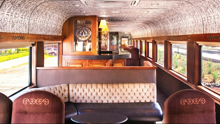 Mexico now has an all-you-can-drink tequila train... the Jose Cuervo Express!