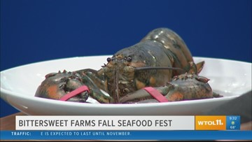 Bittersweet Farms Fall Seafood Fest