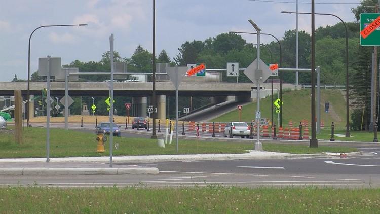 Dorr St. interchange at I-475 set to open on Aug. 2