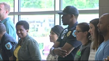 Toledo teachers and police learn lessons to keep students, community safe
