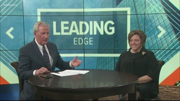Dec. 22: Leading Edge with Jerry Anderson —  Kimberly Dunham