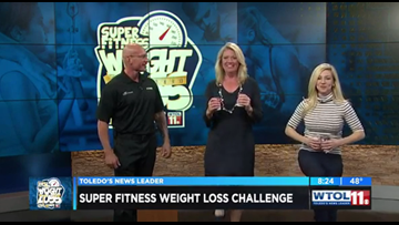 Super Fitness Weight Loss Challenge encourages healthy lifestyle