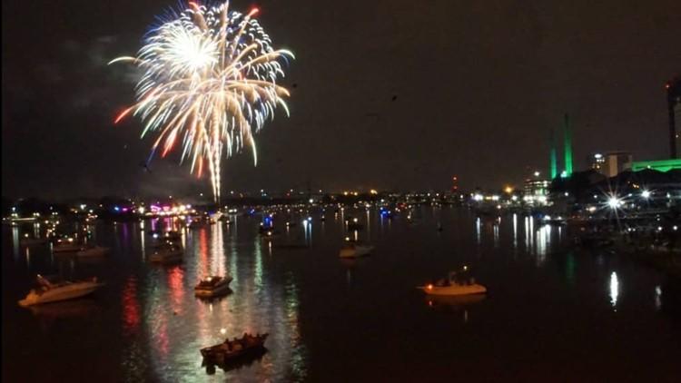 Fireworks back on in Toledo: Celebration will occur July 2