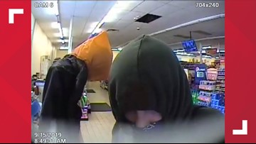 TPD: Man threatened, assaulted Family Dollar clerk during robbery
