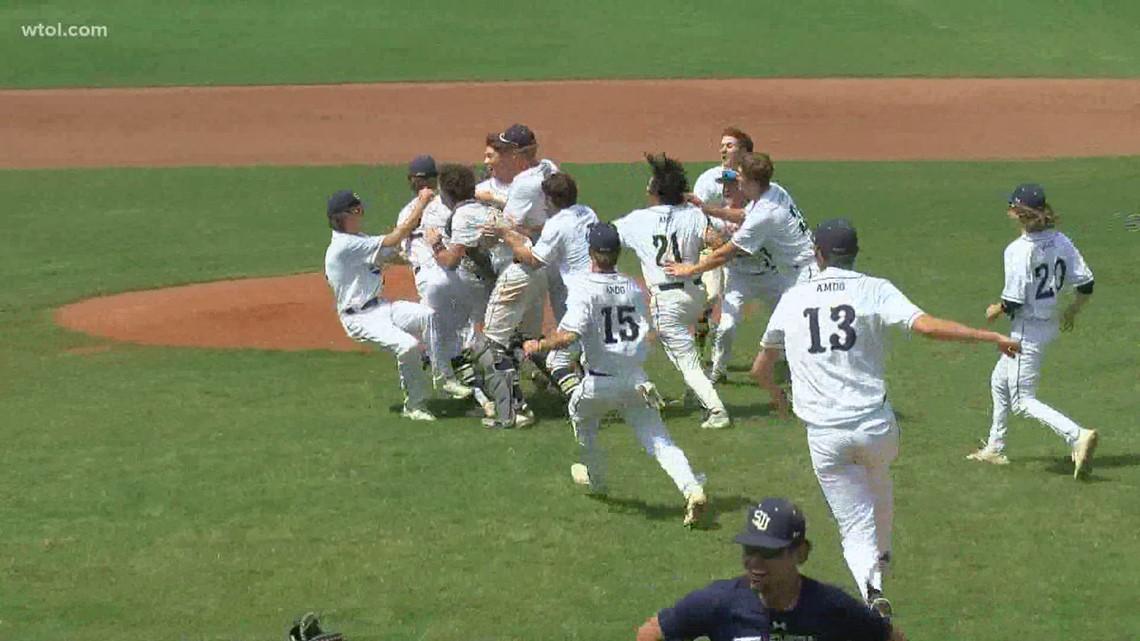 State-bound | St. John's Jesuit baseball comes back to win regional final