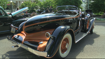A work of art on wheels: Cars that impacted American society on display in Toledo