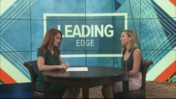 Leading Edge with Jerry Anderson - Guest Megan Hornsby