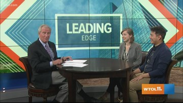 October 13: Leading Edge with Jerry Anderson — Guests Logan Sander and Samuel Chang