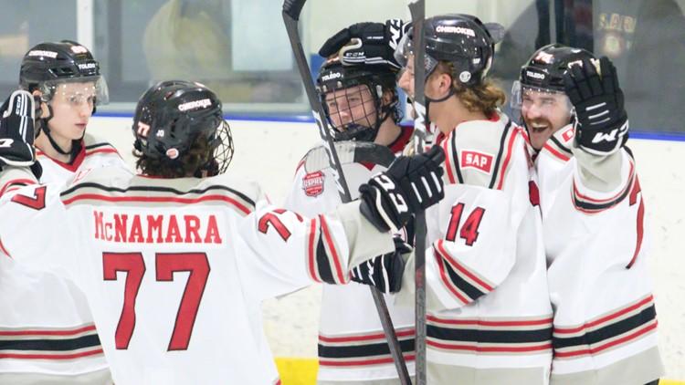Toledo Cherokee rolling on to national hockey tournament