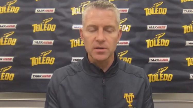 Toledo football set for showdown with No. 8 Notre Dame