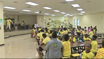 TPS prepares kids, families to head back to school